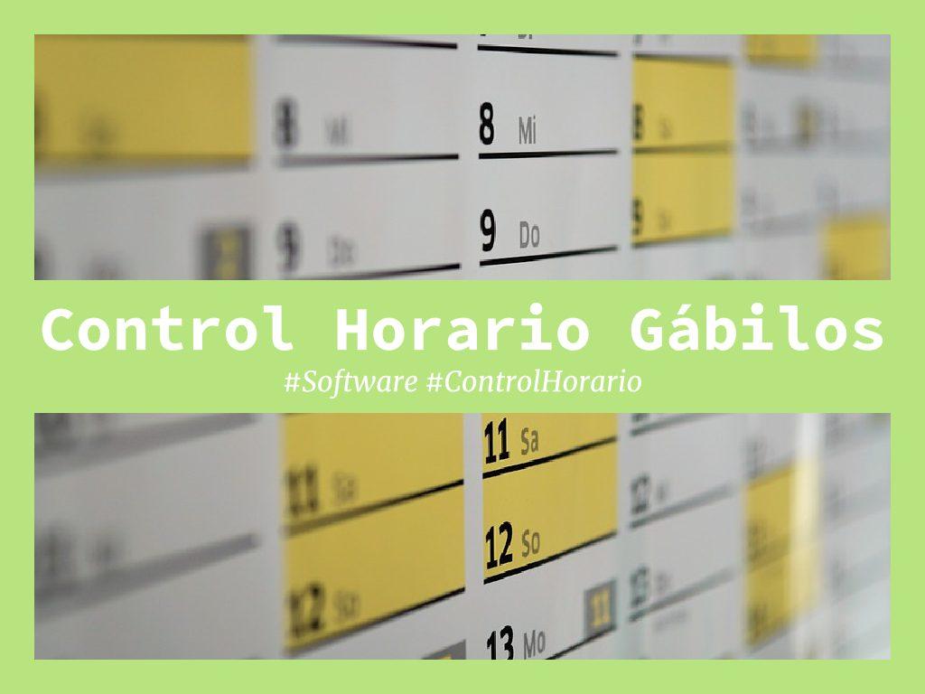 control horario gabilos