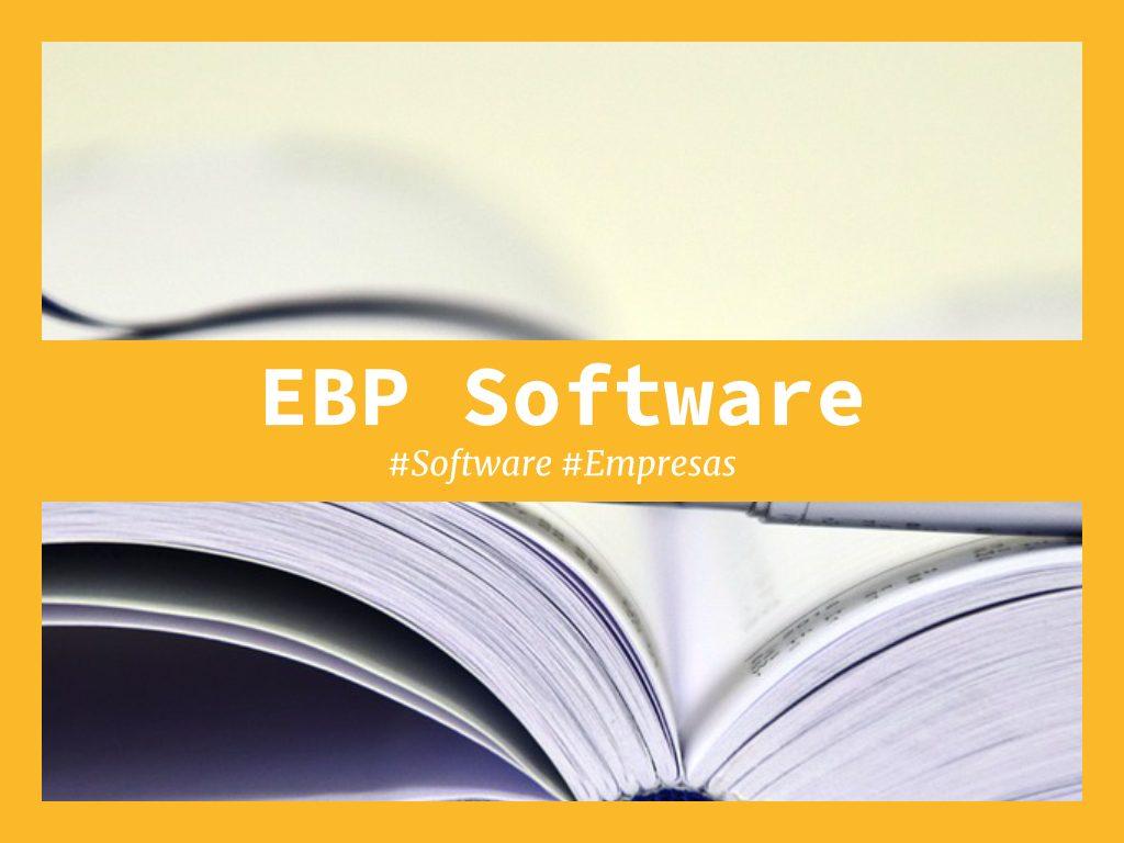 ebp software de gestion