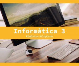 Informática 3