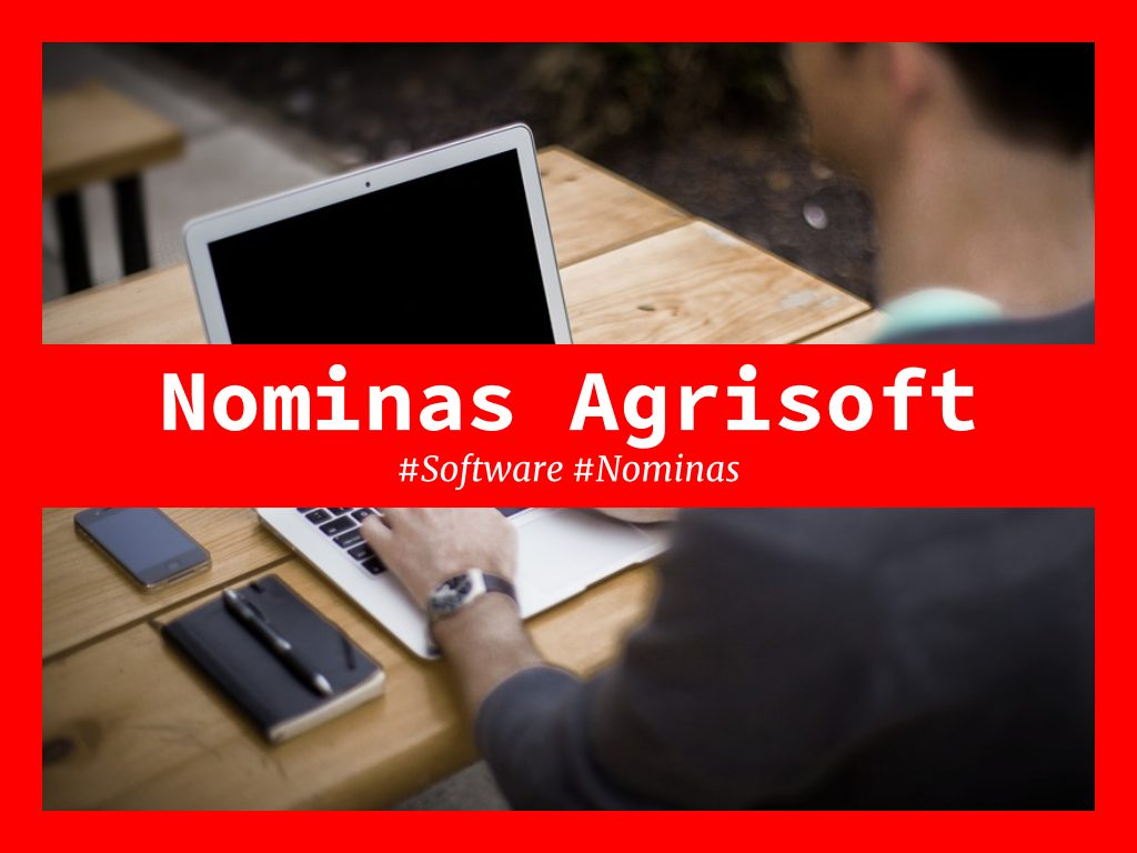 Nominas Agrisoft