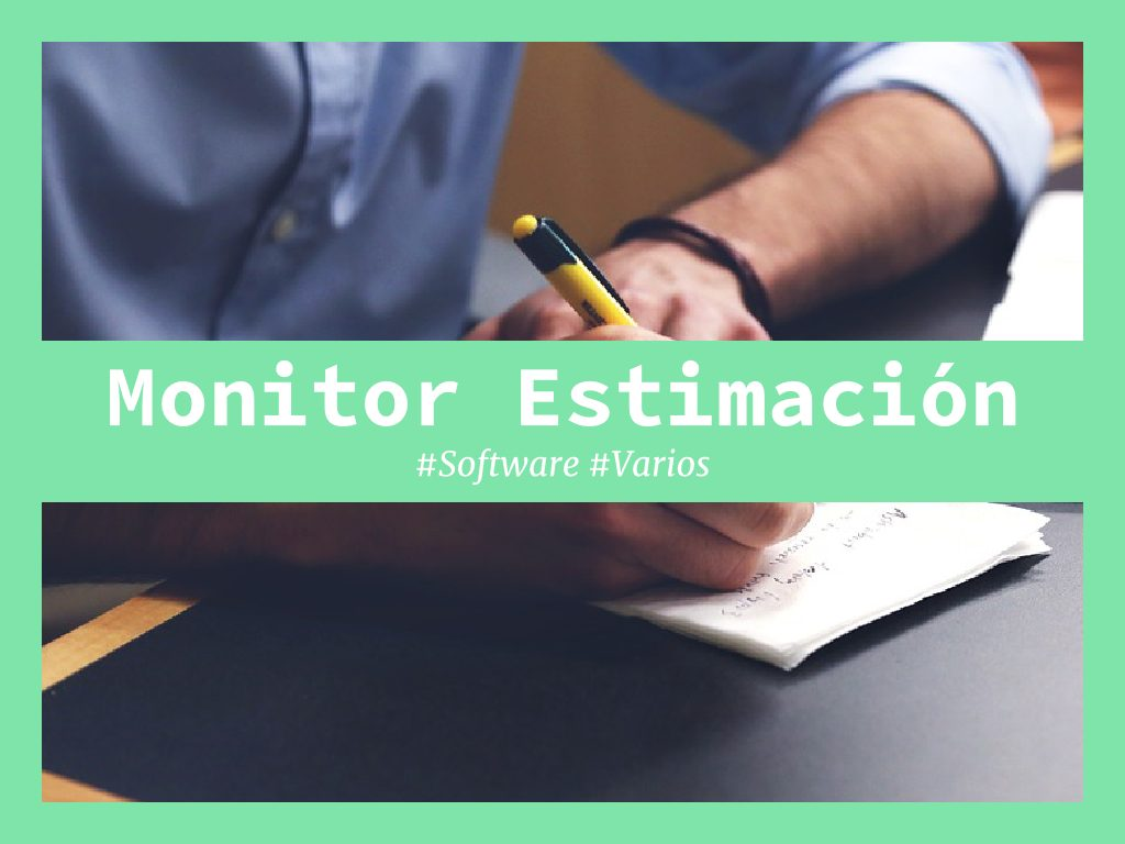 monitor estimacion