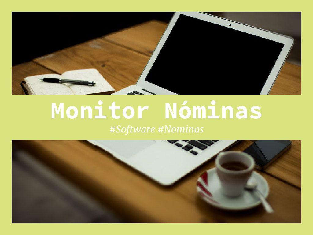 monitor nominas