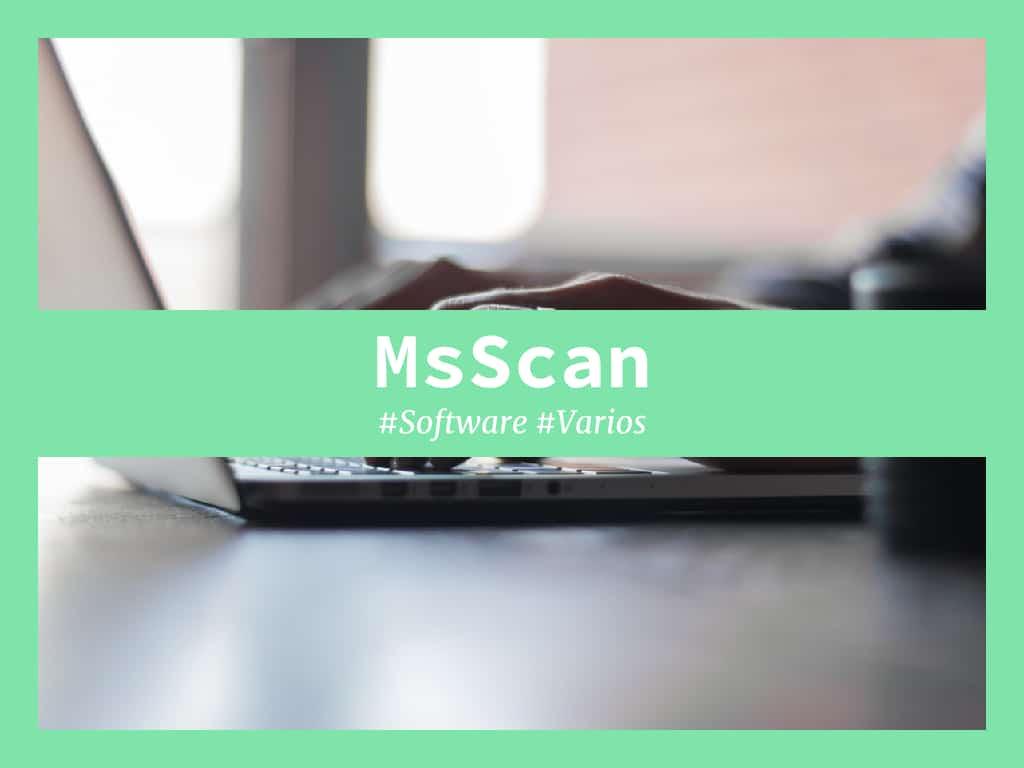 msscan