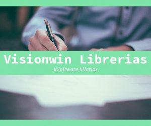 visionwin librerias